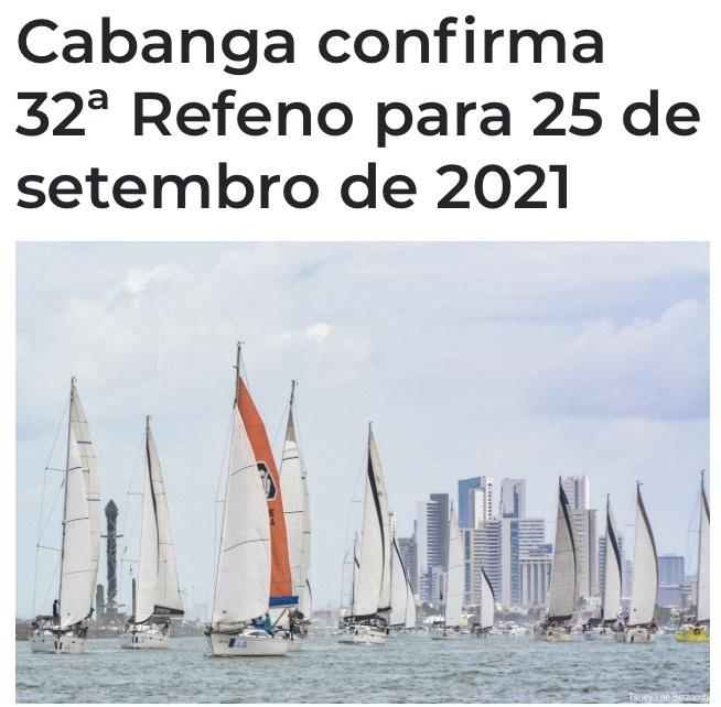 CONFIRMADA A REFENO 2021.